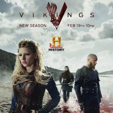 Huyền Thoại Vikings Phần 3 - Trọn Bộ