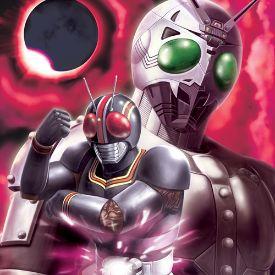 Siêu Nhân Biến Hình - Kamen Rider Black
