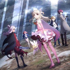 Chén Thánh Phần 4 - Fate/kaleid liner Prisma Illya 3rei!!