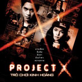 Trò Chơi Kinh Hoàng - Project X