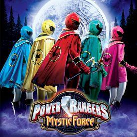 Chiến Binh Siêu Nhân - Magic Ranger