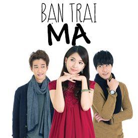 Bạn Trai Ma