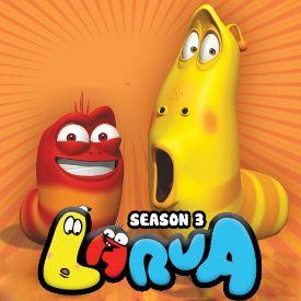Larva - Ấu Trùng Tinh Nghịch - Season 3