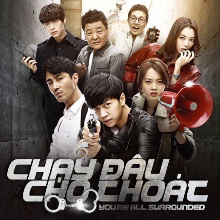 Poster Phim Chạy Đâu Cho Thoát