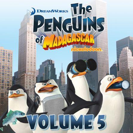 Những Chú Chim Cánh Cụt Đến Từ Madagascar - Vol. 5