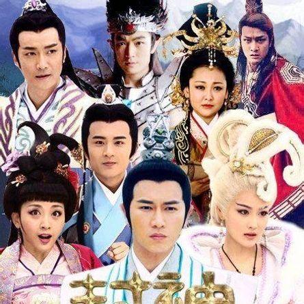 Phim Anh Hùng Phong Thần Bảng 1 - Anh Hùng Phong Thần Bảng 1 - VietSub