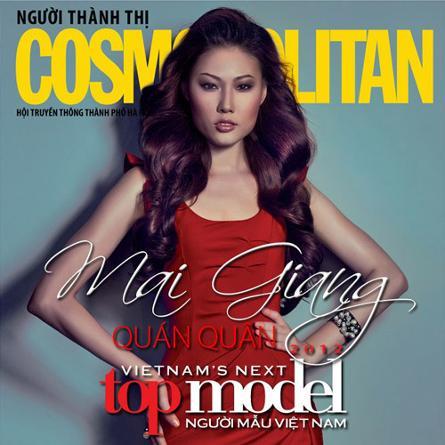 Vietnam's Next Top Model 2012 (season 3)