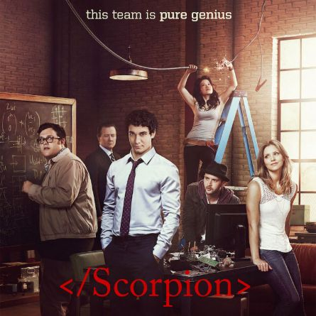 Scorpion - Season 01