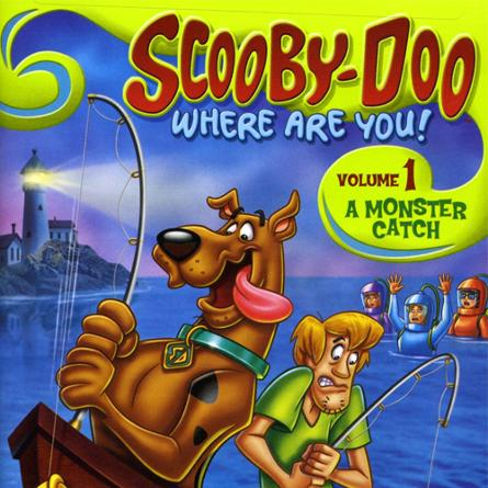 Scooby Doo - Where Are You