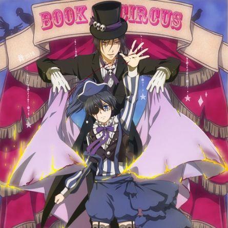 Hắc Quản Gia III - Kuroshitsuji - Book Of Circus