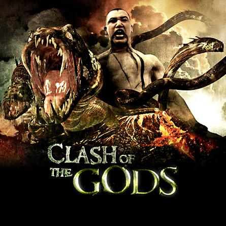 Clash Of The Gods - Huyền Thoại Những Vị Thần