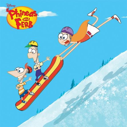 Phineas And Ferb - Vol 03