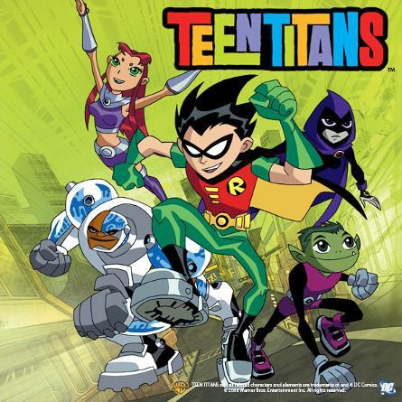 Teen Titans - Season 1