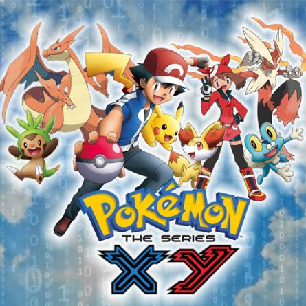 Pokemon Xy - Pokemon Season 19