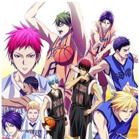 Kuroko No Basuke - Season 3