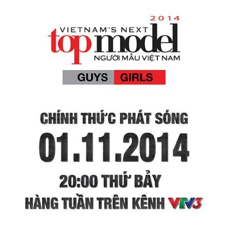 Vietnams Next Top Model 2014