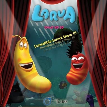 Larva - Ấu Trùng Tinh Nghịch - Season 1