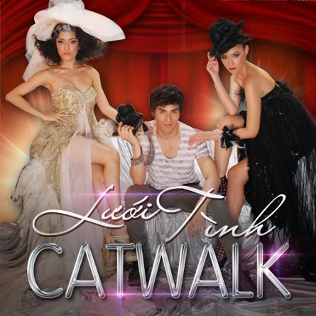 Phim Lưới Tình Catwalk - TodayTV - My Black Angel