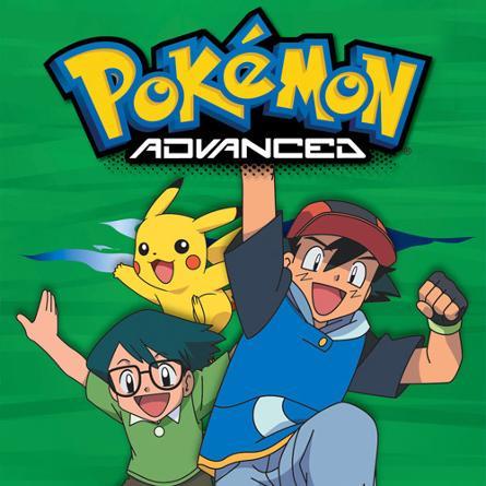 Pokemon - Season 6: Advanced