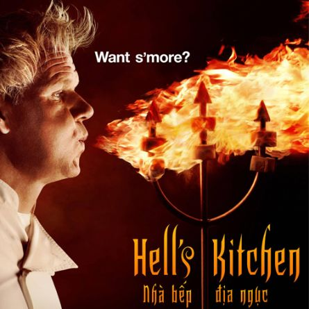 Hells Kitchen - Season 10