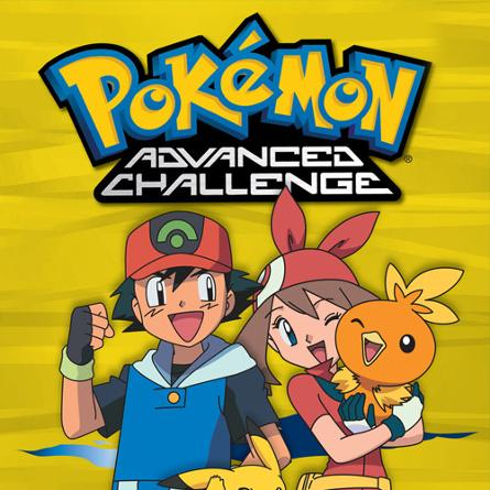 Pokemon - Season 7: Advanced Challenge
