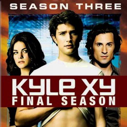 Poster Phim Kyle XY - Season 3