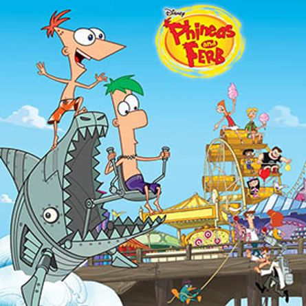 Phineas And Ferb - Vol 02