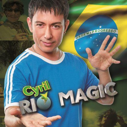 Cyril: Rio Magic - Ảo Thuật Tại Rio