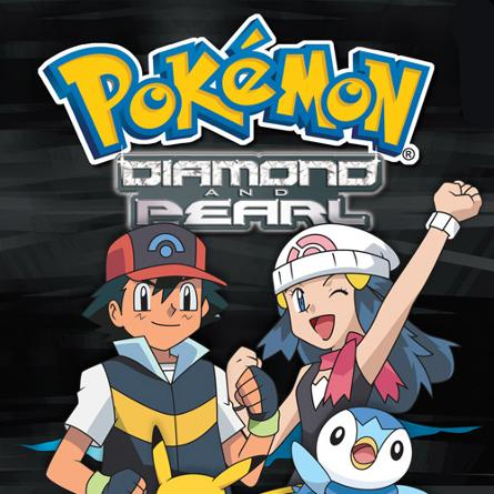 Pokemon - Season 10: Diamond And Pearl