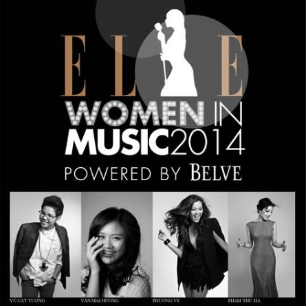 Elle Women In Music 2014