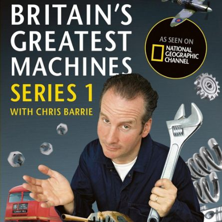 Britains Greatest Machines With Chris Barrie