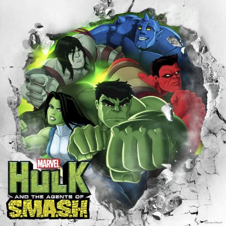 Hulk and the Agents of S.M.A.S.H - Phần 1