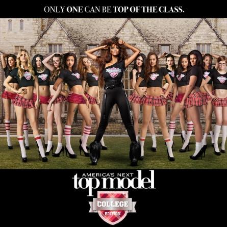 Americas Next Top Model - Season 19: College Edition