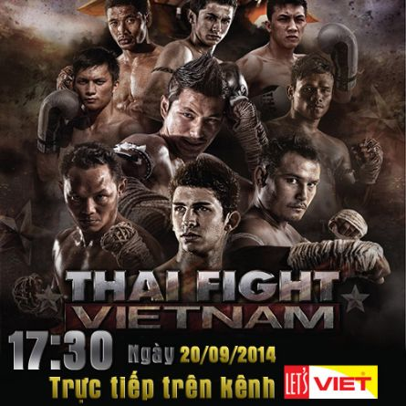 Thai Fight World Battle in Viet Nam