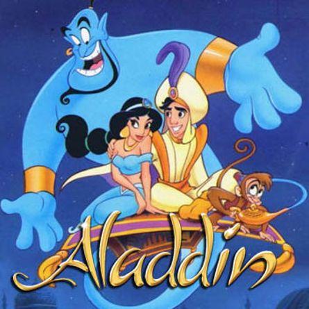 HD Aladdin Và Cây Đèn Thần. Xem Phim