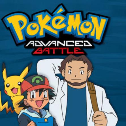 Pokemon - Season 8: Advanced Battle