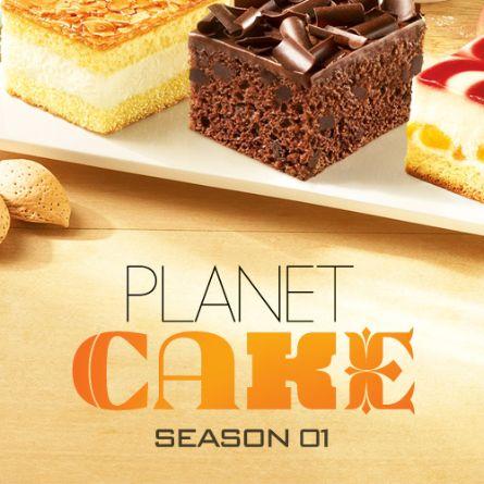 Planet Cake Season 01 – Thế Giới Bánh Ngọt Mùa Thứ 1