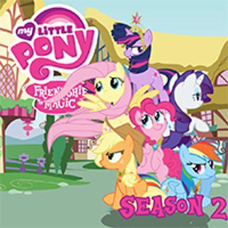 Pony Bé Nhỏ Đáng Yêu - Phần 2